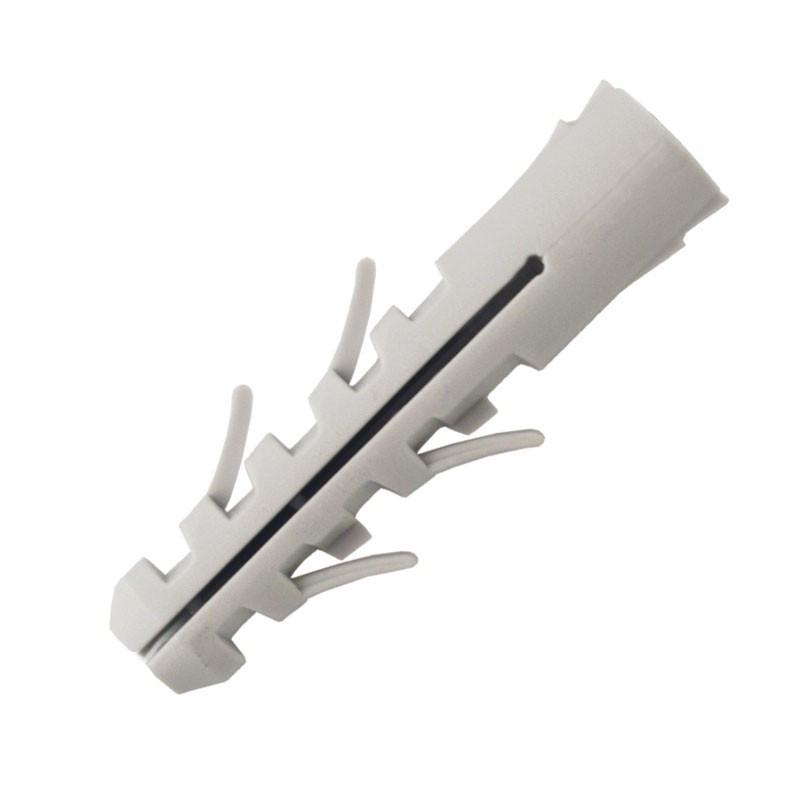 Boîte de 100 pièces Cheville nylon Classik SCELL-IT - Ø 8 x 40 mm pour vis 4.5-6 - DS08