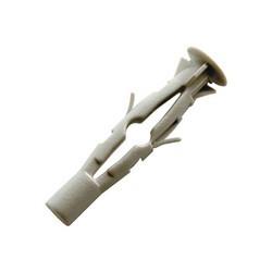 Boîte de 50 pièces Chevilles nylon Tekno SCELL-IT - Ø 10 x 60 mm - pour vis 6 - TEKNO10