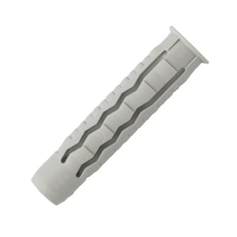 Boîte 400 Chevilles nylon quadruple expansion GX SCELL-IT - Ø 5 x 25 mm pour vis de 3-4 - GX05