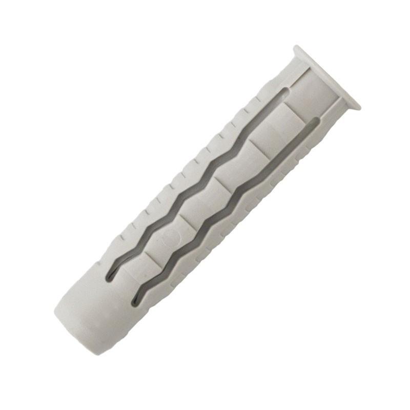 Boîte 200 Chevilles nylon quadruple expansion GX SCELL-IT - Ø 6 x 30 mm pour vis de 4-5 - GX06