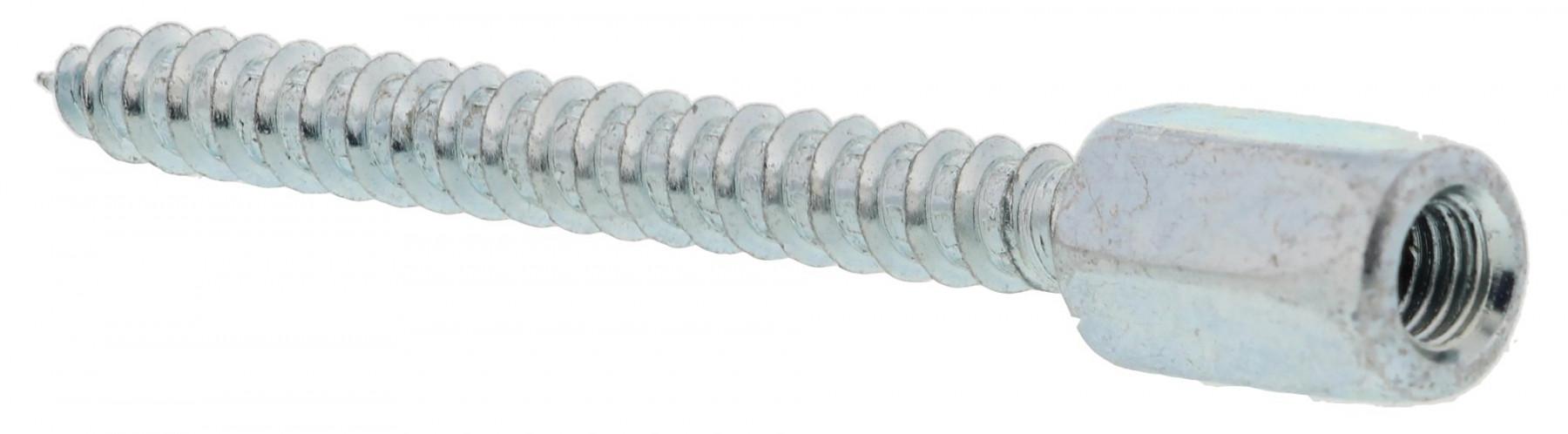Piton femelle RM6 Ø6 x 67 mm SPIT pour la pose de tiges filetées - 050059