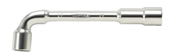 Clé à pipe débouchée 6x6 KS TOOLS - 9 mm - 517.0409