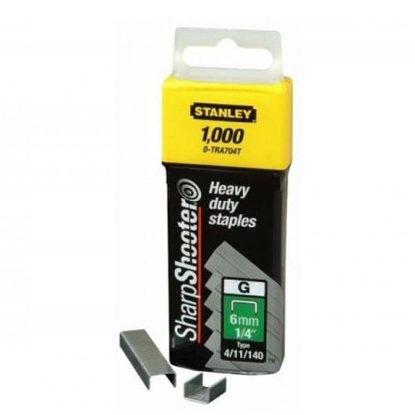 Boîte 1000 agrafes 12mm 1/2 type G 4/11/140 - 1-TRA708T