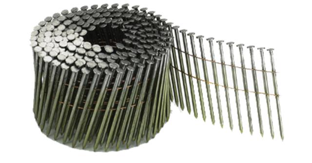 Clous annelés pour cloueur PAL50 AERFAST - 2.1x38 mm - Boite 12600 - 301193