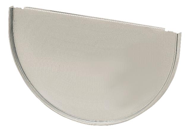 Talon emboîtable demi-rond AMELUX - cuivre - dev.25 - 51335