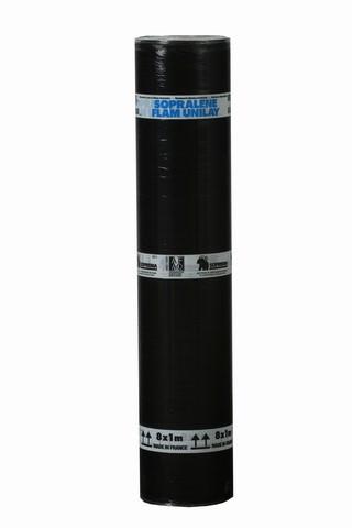 Sopralène Flam Unilay monocouche SOPREMA - rouleau 8mx1m - 00053435