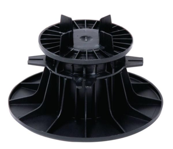 Plot PVC réglable à vis SOPREMA pour terrasse - 90 à 150 mm - 00053382