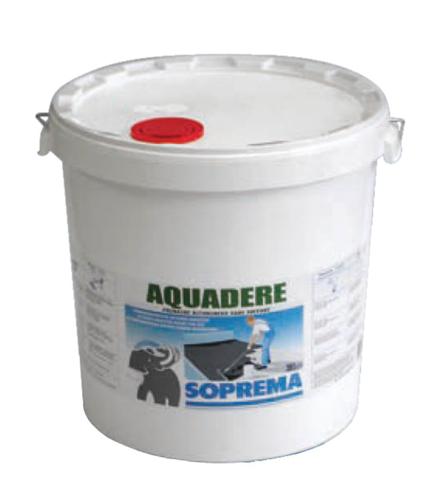 Enduit d'imprégnation Aquadere SOPREMA - 25 L - 33925
