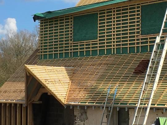 Écran de sous toiture Ondutiss confort ONDULINE - rouleau 50 x 1 m - 6341