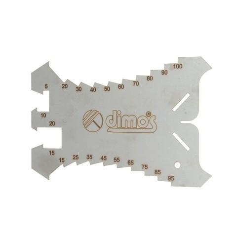 Tracette à Zinc Inox DIMOS - 155581