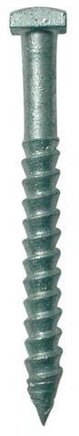 Tirefond ETANCO - acier galva - Ø8x120 mm - LBT1 - 100 pièces - 11220