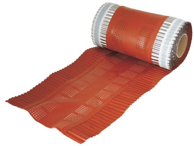 Closoir Vario Fol Alu BWK FRANCE - L.360 mm - Rouge brique - Rouleau 5 mL - 1000004045