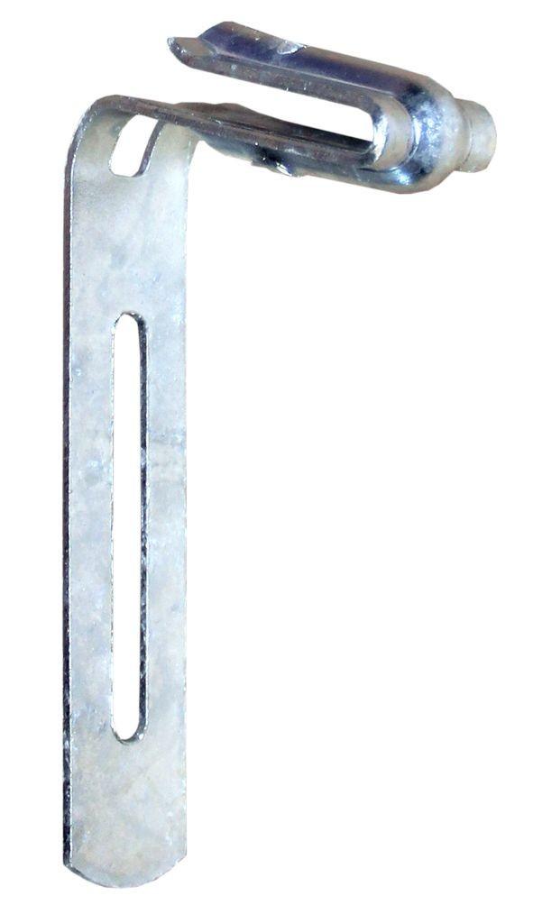 Fixation Negrafix bac acier + vis toiture ép.0.63 à 0.75 mm FRENEHARD - Pente 10 à 45° - QSFFI4700/C