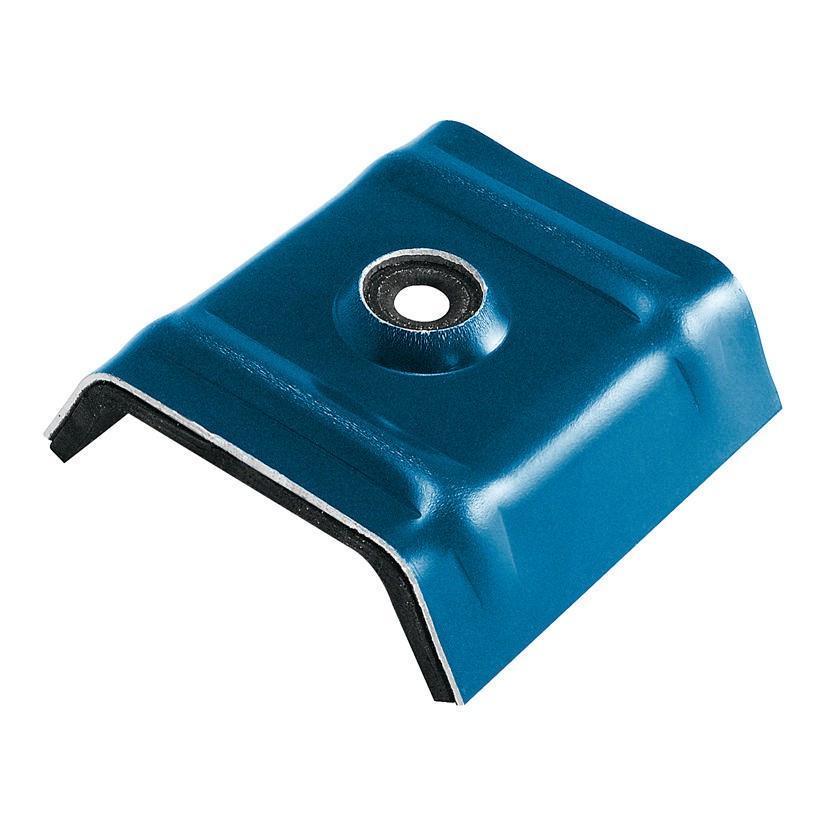 Cavalier Vulco epdm ETANCO pour profil couverture 3x333x45 - sac 100 pièces - ral 5008 bleu gris - 111101008