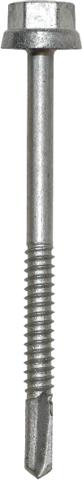 Zacrovis Fer 6x85 Tête Ral 5008 Bleu ardoise ETANCO - Sac 100 pièces - Perçage 4 à 12mm - 333872008