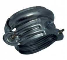 Collier à bague simple Coliano INNOVAX - Ø 80 mm - CS80PT