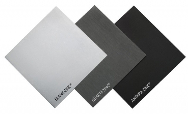 Bague simple sans bord  - Ø 80mm - Quartz-zinc - AQU220080