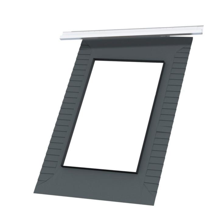 Collerette d'écran de sous-toiture VELUX 55x78 cm - BFX CK02 1000F
