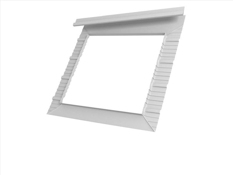 Collerette d'écran de sous-toiture VELUX 114x118 cm - BFX SK06 1000