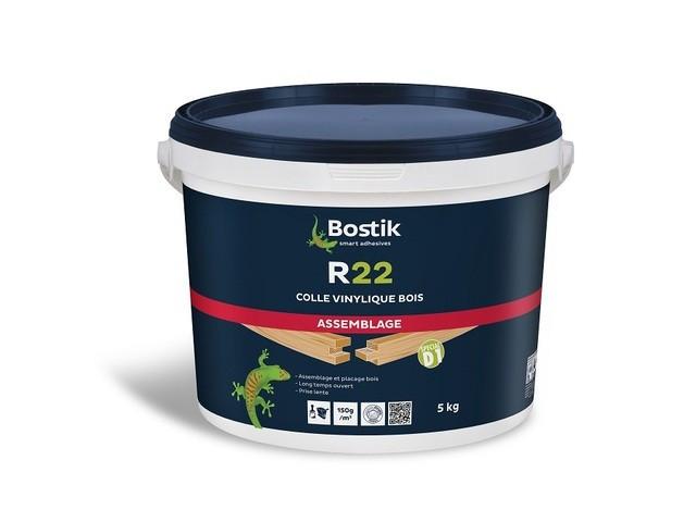 Colle R22 Lente BOSTIK - Fût de 20 kg - 30604651