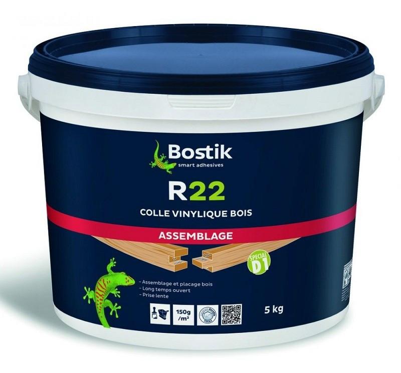 Colle R22 Lente BOSTIK - Seau de 5 kg - 30604649