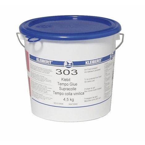 Colle vinylique D3/D4 KLEIBERIT 303.0 - seau 4,5kg - 303.0.0506