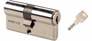 Cylindre KABA Expert T - standard - 40x40mm - double - 3 clés panzer - 5.DZ40+40.NI.LR