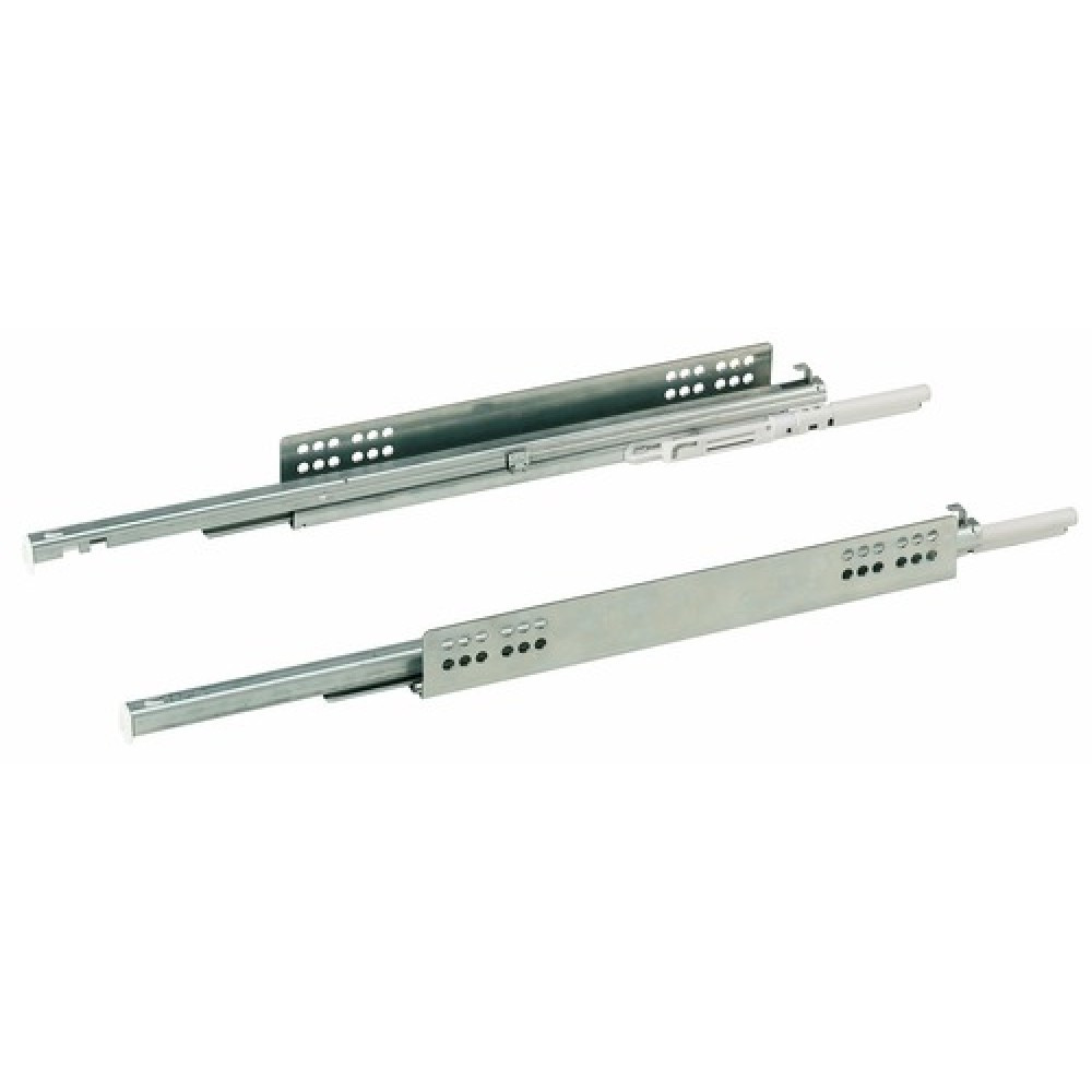 Paire de coulisses HETTICH Quadro V6 Silent system - 450 mm - 45291