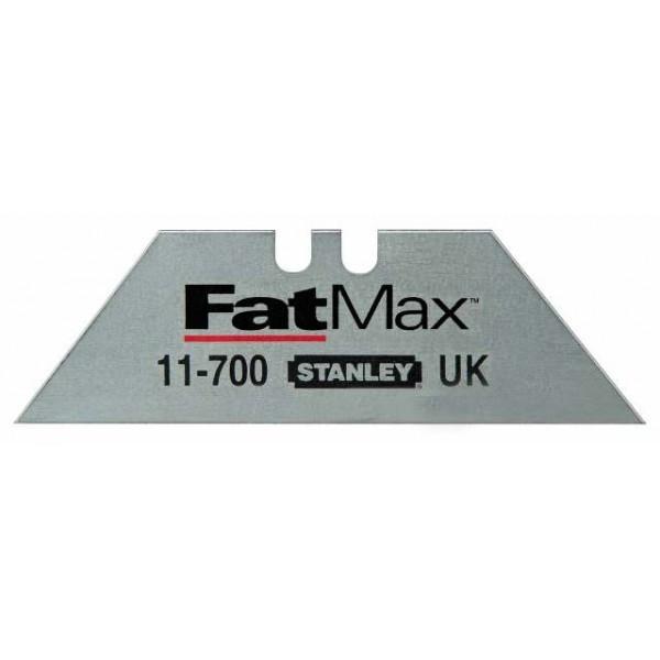 Distributeur 10 lames de couteaux trapèzes Fatmax STANLEY 63 mm - 2-11-700