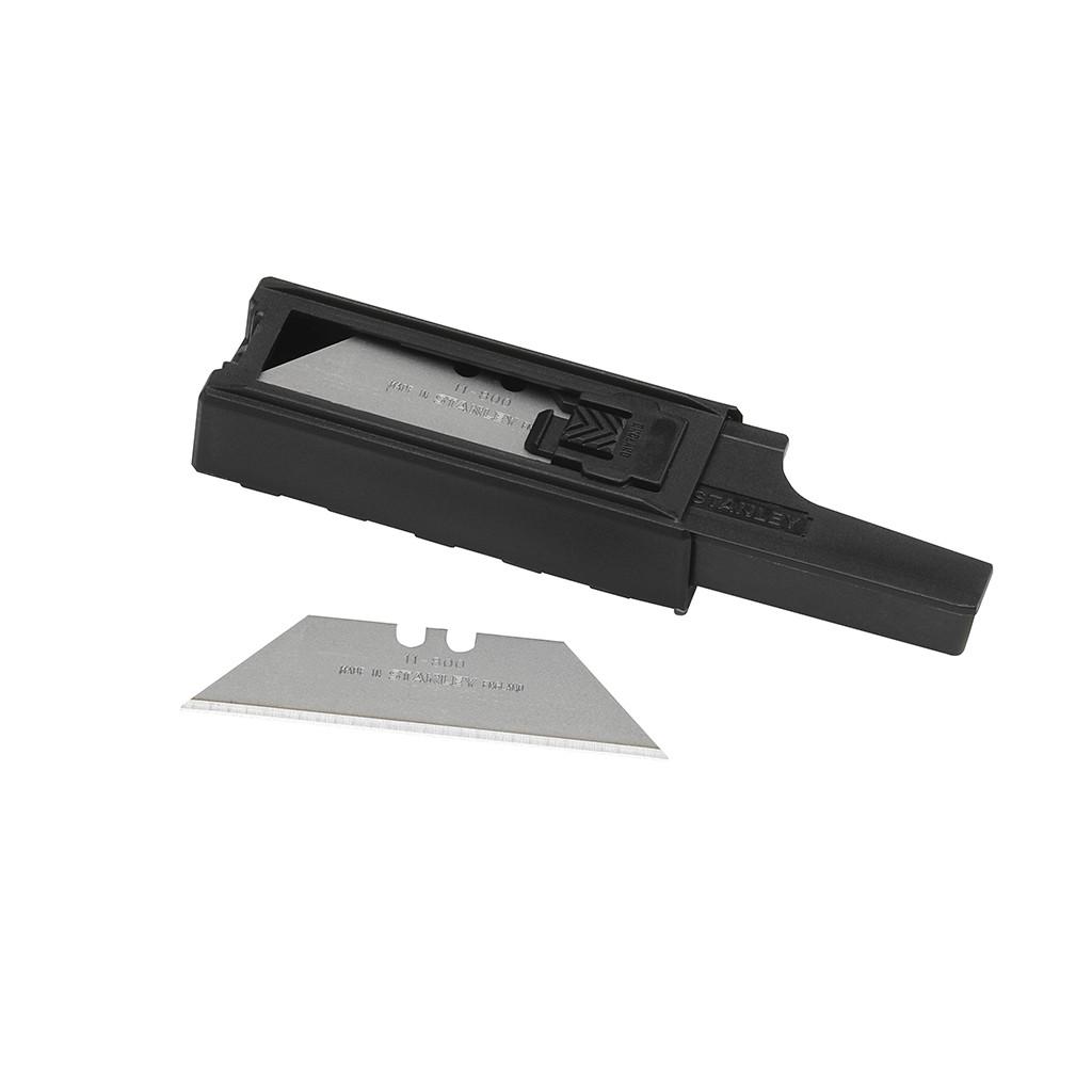 Carte 10 lames de couteaux Fatmax Pro carbure STANLEY 62mm - 2-11-800