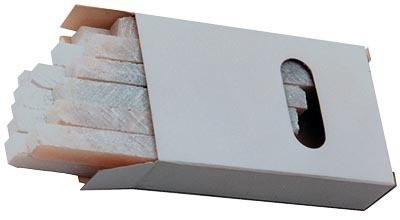 Boîte 50 Craies de Briançon OMYACOLOR - 4900050