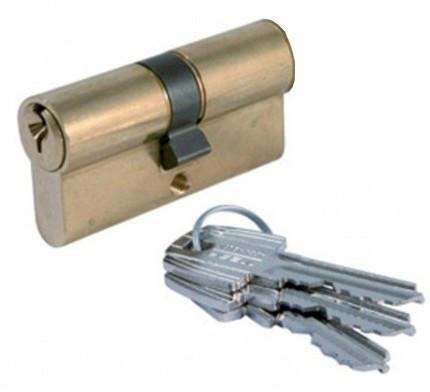 Cylindre TESA TE5 - 30x30mm - laiton - 50303030L