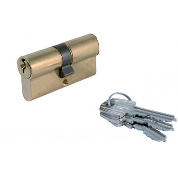 Cylindre TESA TE5 - 35x35mm - nickelé - 50303535N