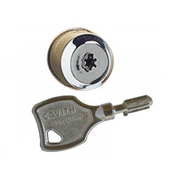 Jeu de cylindre Cavith ISEO - 56300005