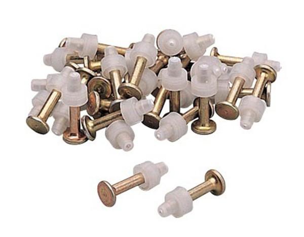 Boîte de 100 Tampons C9 clous béton tête de rivet SPIT - L.35 mm - 032540