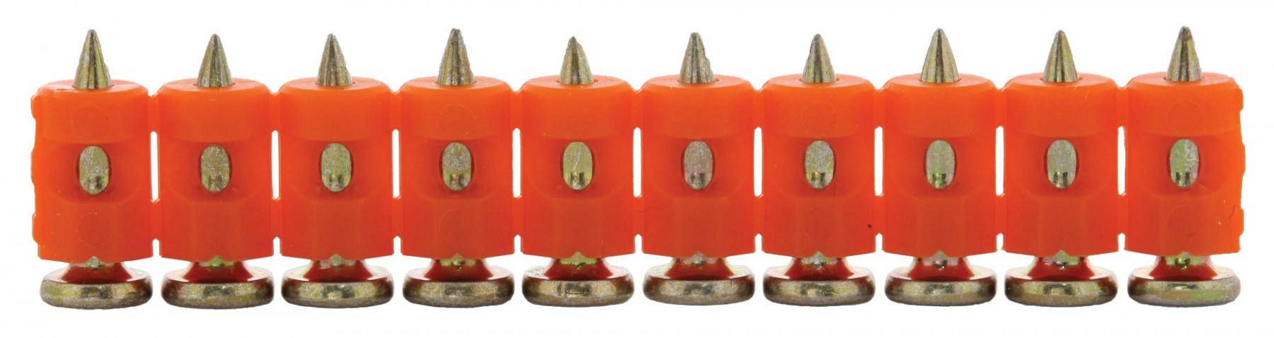 Boîte 500 Tampons HC6-32 mm + Gaz P700 pour pré-dalle SPIT - 053207