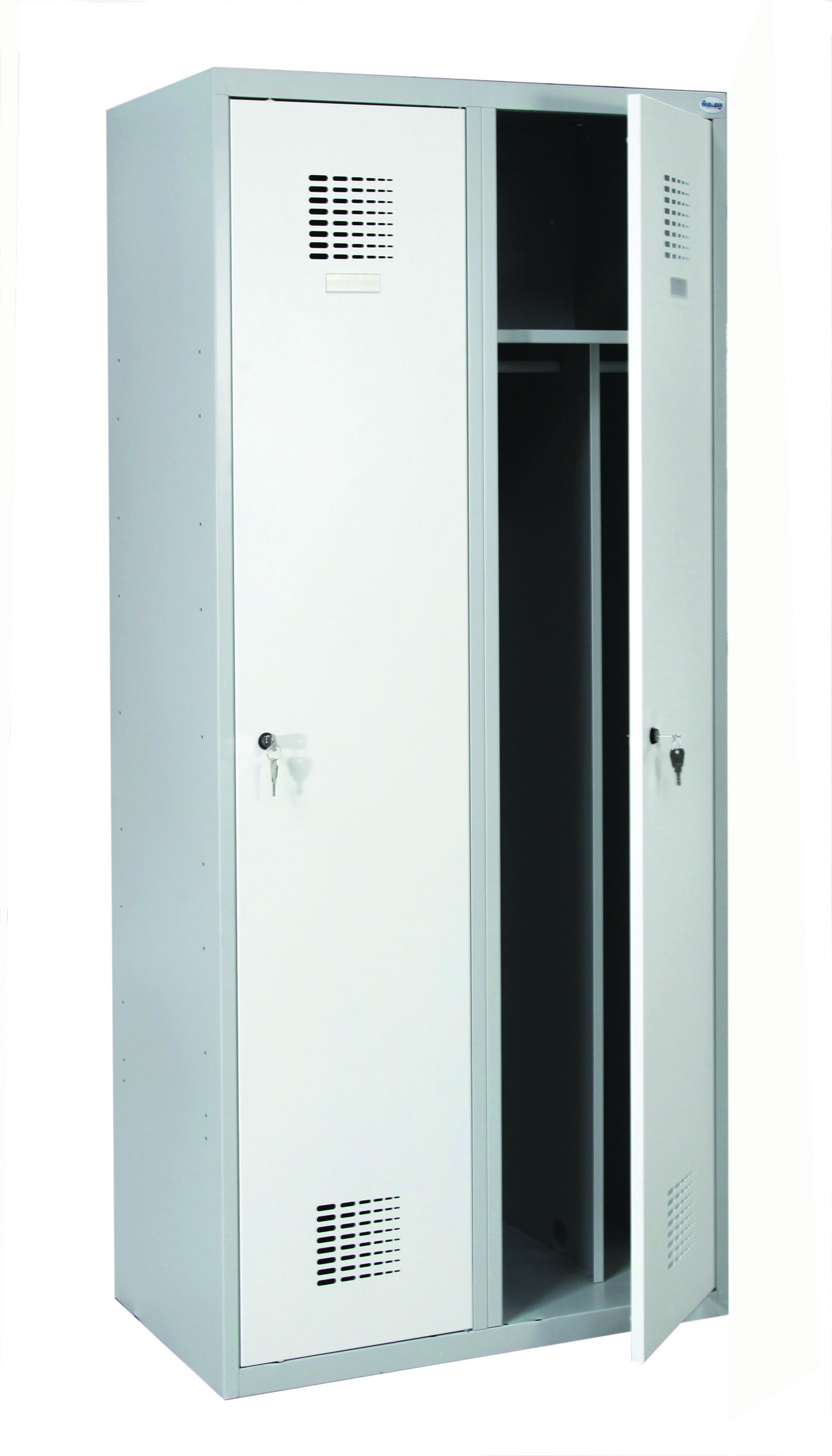 Vestiaire IP CVS412DSP 2 cases AKAZE 800x500x1800 mm - CVS412DSP