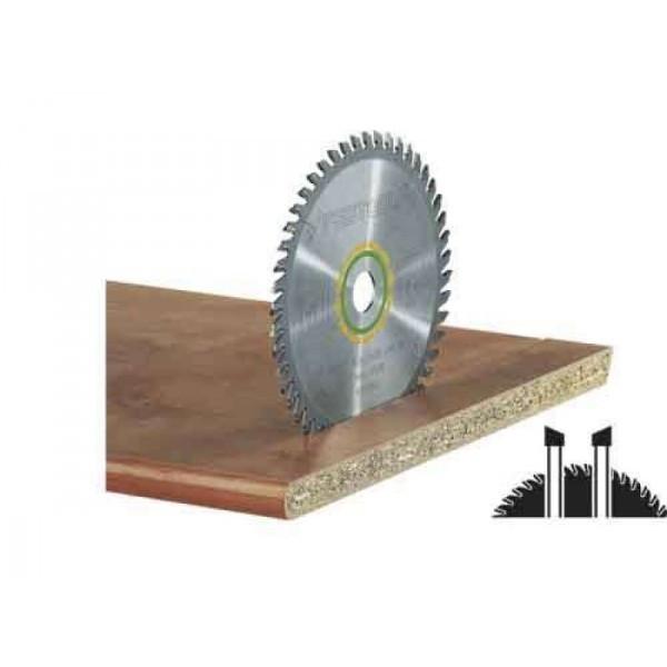 Lame de scie circulaire FESTOOL - bois - Ø260 mm - 80 dents - 494605