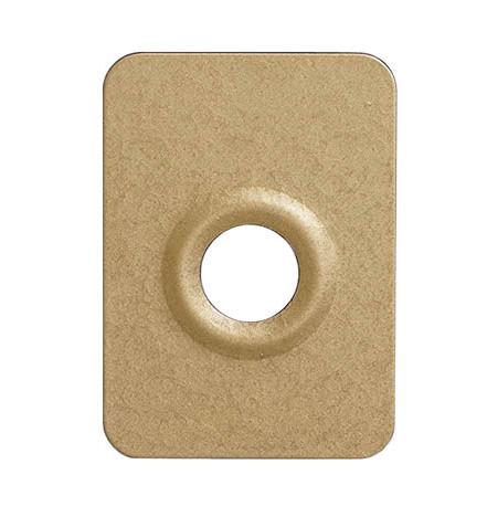 Contre-plaque ISEO City 25-26 - Ø23mm - 48 Bronze - 97014800SA