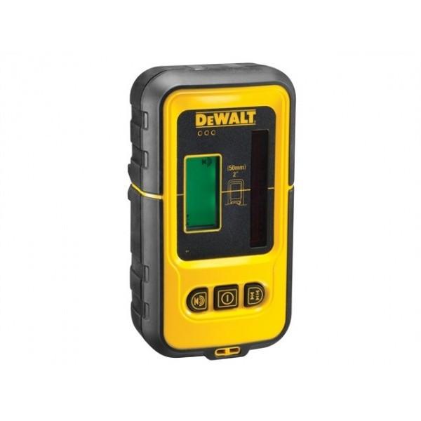 Détecteur digital DEWALT portée 50 m + pince de serrage - DE0892