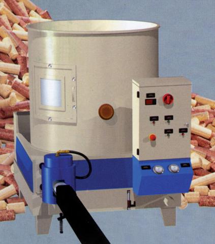 Presse à briquettes Dinamic 70 N COMAFER - 30-60 Kg/h - 4 h/Jour