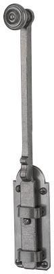 Verrou France 400 mm BRIONNE shérardisé patiné - 1122143SP