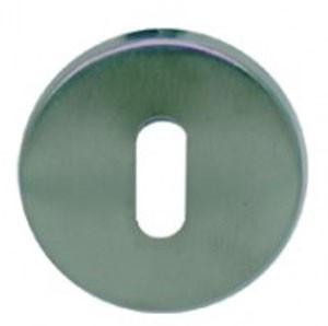 Paire de rosace Inox 304 Balsac / Vabre / Vallon / Valady  - Clé L - U19/L19/V19 - 245