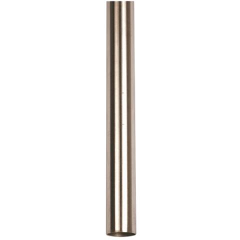 Tube Inox 316 poli DUVAL Ø40 mm ép.1,5mm L.6.00 m pour poignée de tirage - 22-0720-4406