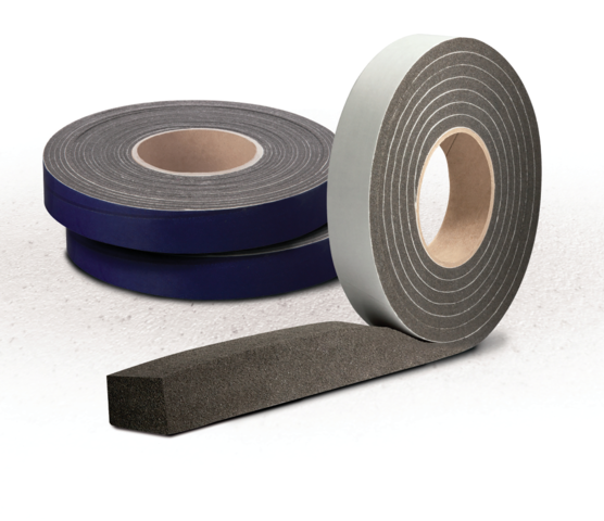 Mousse PU. Compriband TRS PC 15/3-7 TRAMICO - Rouleau 8 m - 1453520000