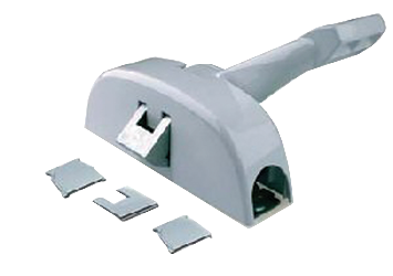Serrure centrale / Plaque de poussée FAPIM - Panama PAD - FAP0001