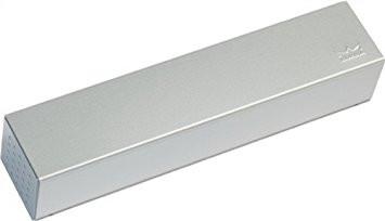 Ferme-porte TS93 B25 sans bras DORMA - Argent - force 2 à 5 - côté paumelle - 43080001