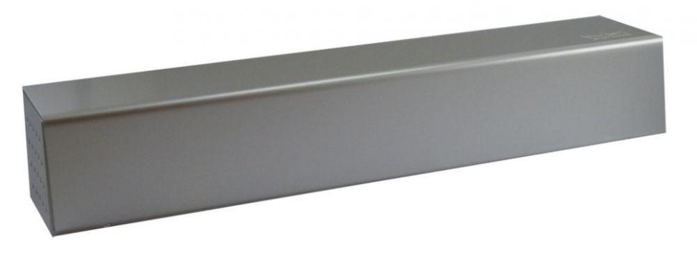 Ferme-porte TS91 sans bras DORMA - argent - force 3 - fixe côté paumelles - 41020101
