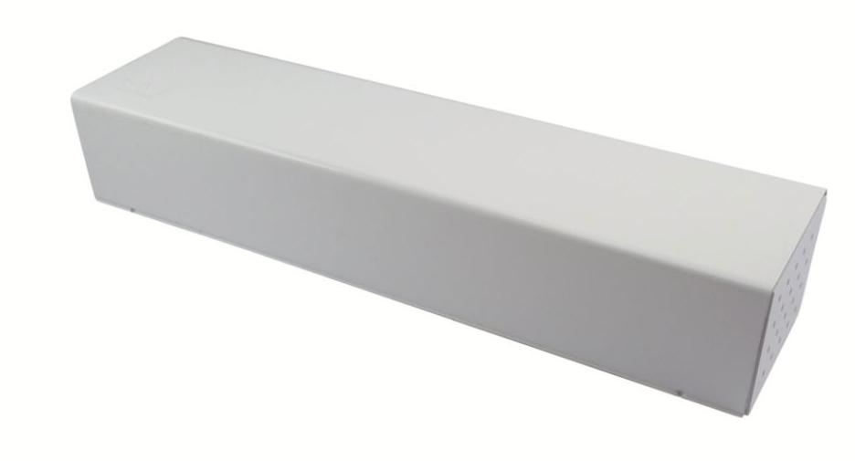 Ferme-porte TS91 sans bras DORMA - Blanc - force 3 - fixe côté paumelles - 41020111