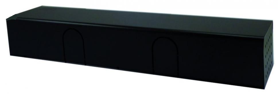 Ferme-porte TS91 sans bras DORMA - Noir - force 3 - fixe côté paumelles - 41020119